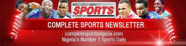 Get Complete Sports Newsletter