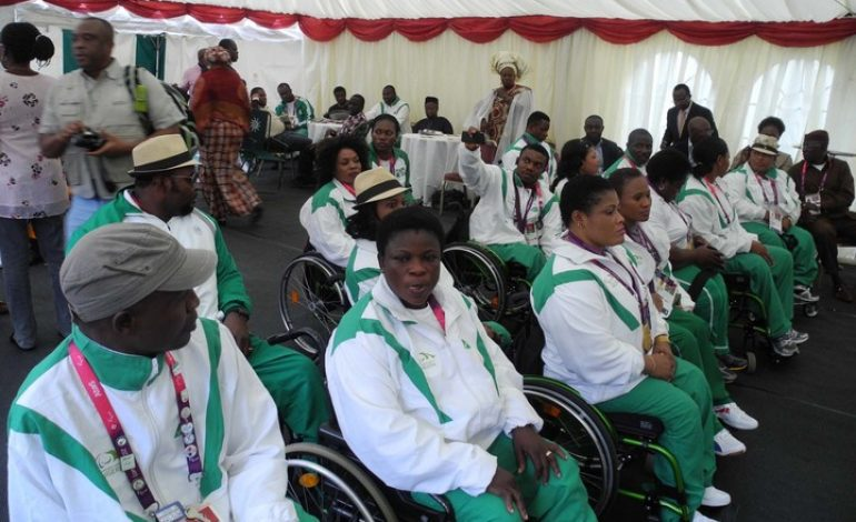 Omolayo Claims Team Nigeria's Sixth Gold At Rio Paralympics