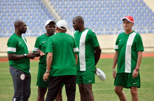 EXCLUSIVE Rohr: Salisu Will Sign New Eagles Contract This Week
