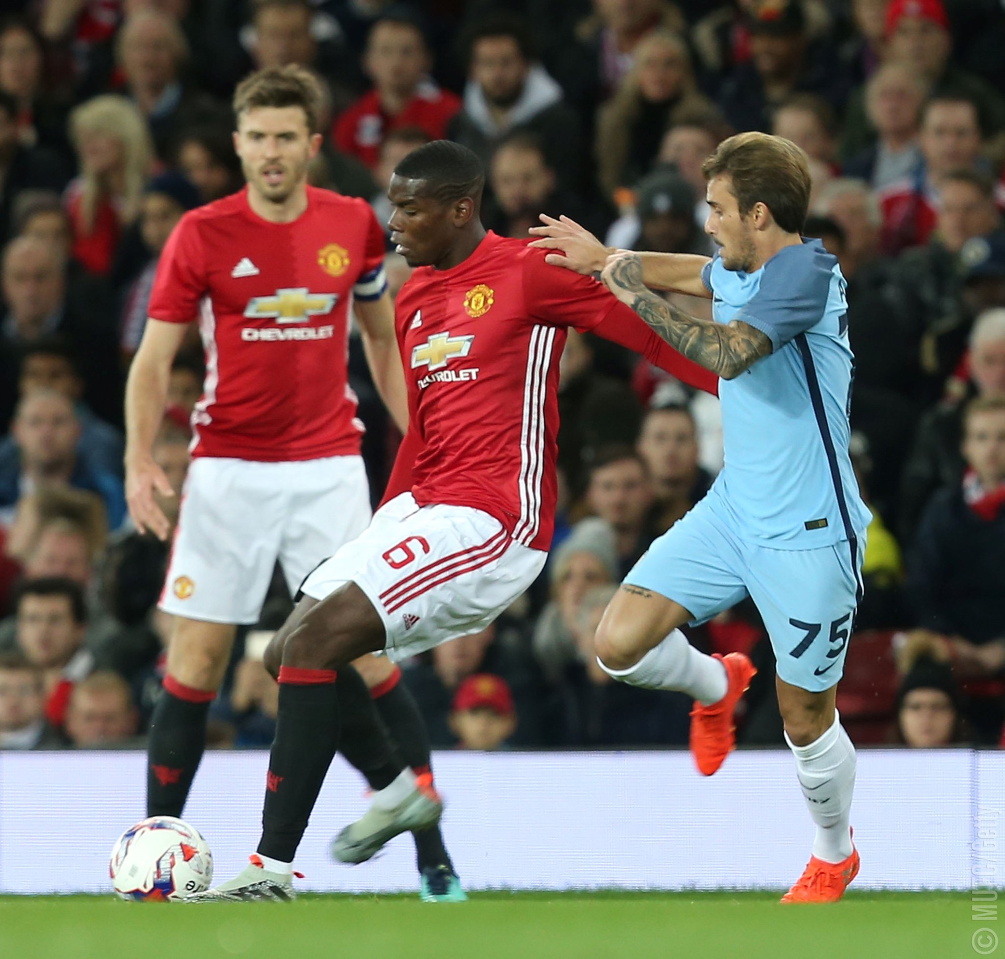 EFL Cup: Iheanacho Struggles As United Edge City; Arsenal To Face Saints