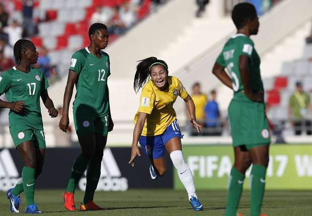U-17 WWC: Flamingoes Fall To Brazil