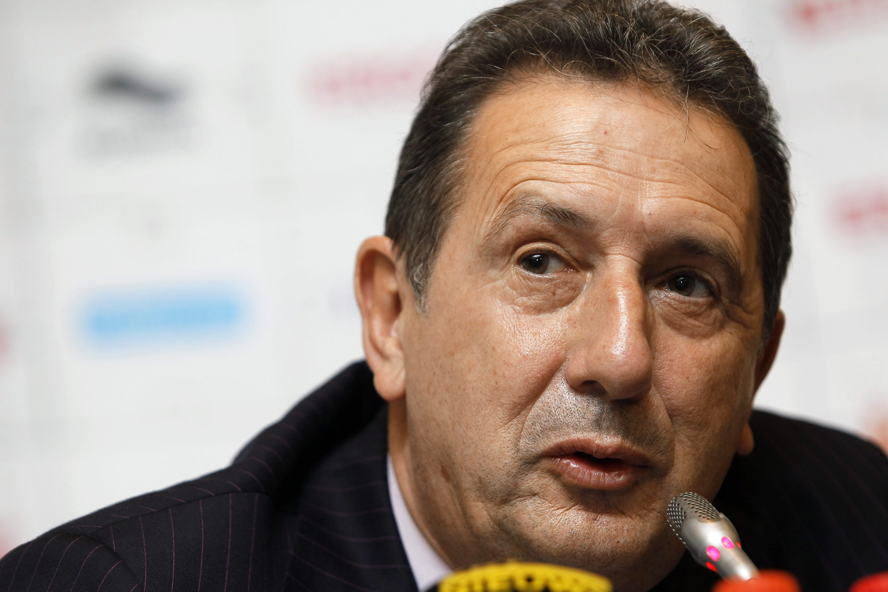 Algeria Coach Leekens: Why We Lost to Super Eagles In Uyo