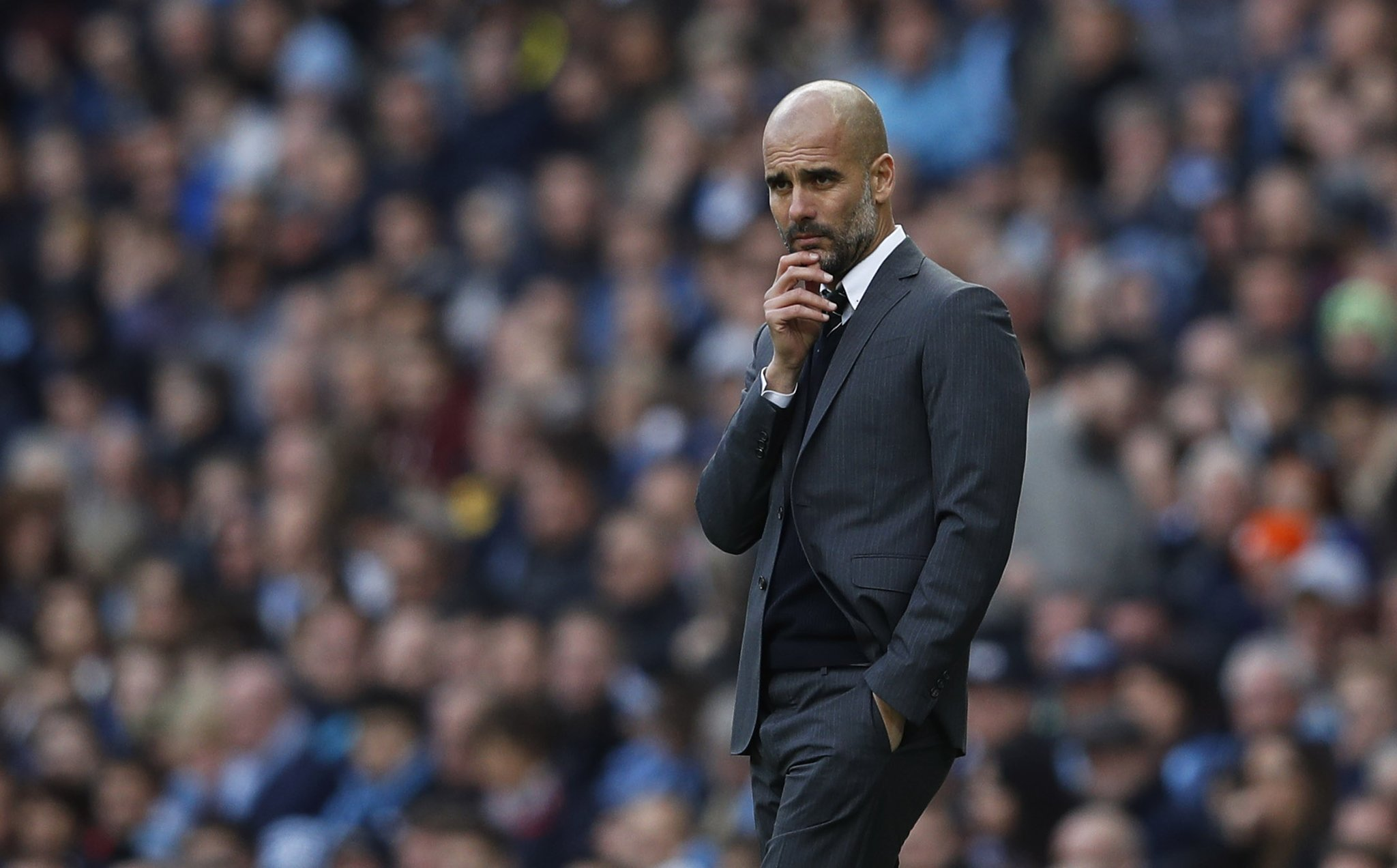 Guardiola, Zidane, Klopp, Ranieri Up For FIFA Best Coach Award