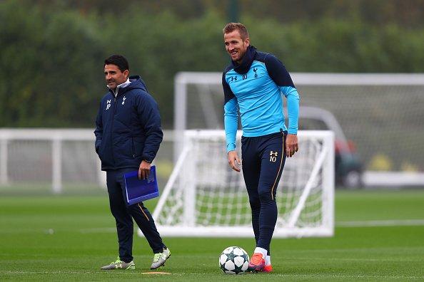 Harry Kane Set To Return For Arsenal Clash