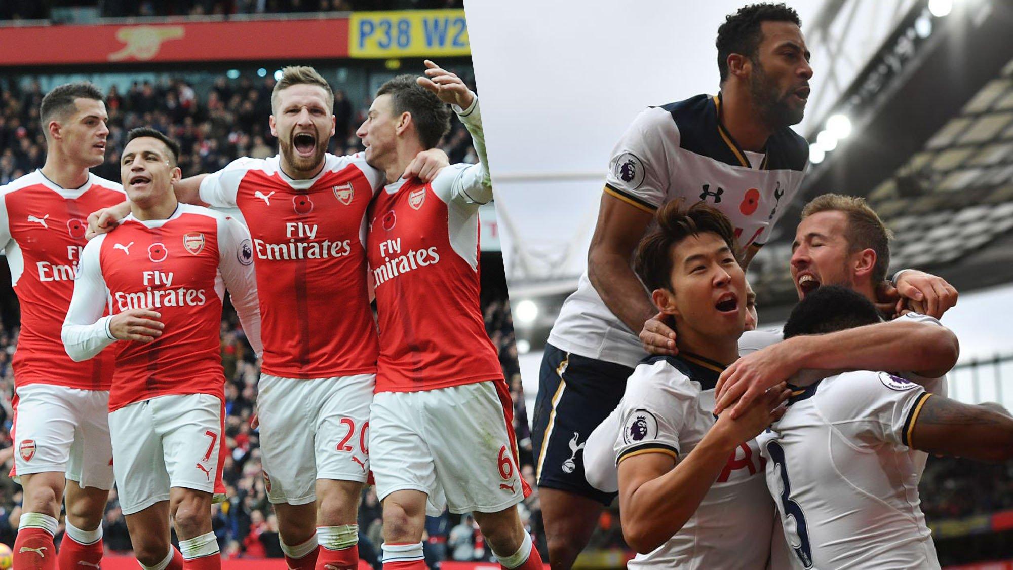 Iwobi Starts, Kane Makes Scoring Return As Spurs Hold Arsenal