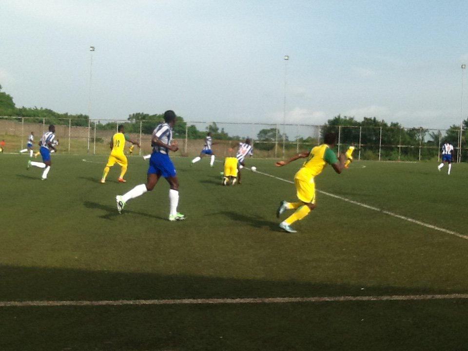 Gold Cup: Ebedei Hold Pillars, Lobi Outscore FC Yobo