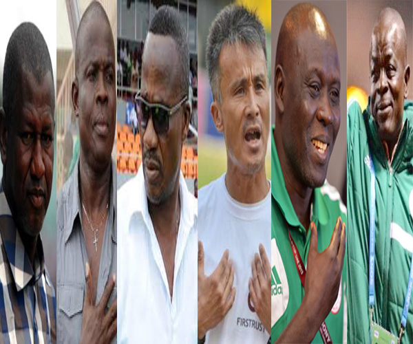NPFL TRAFFIC! 10 Coaches On The Move Ahead New Season