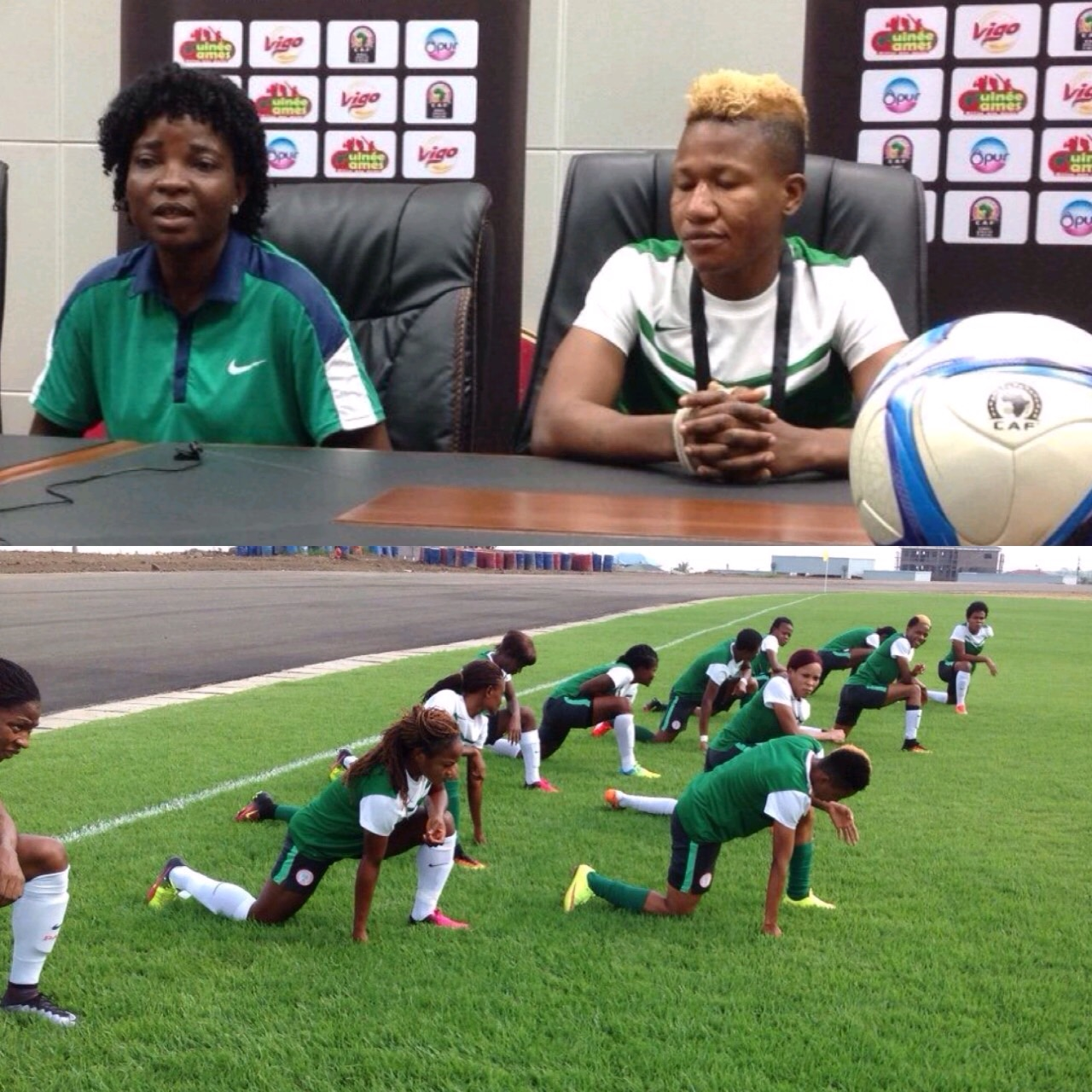 Omagbemi: Falcons Will Beat Ghana Like Any Other Team