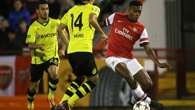 Iwobi: How UEFA Youth League Launched My Arsenal Career