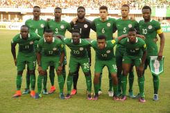Image result for Nigeria target top ten in FIFA ranking