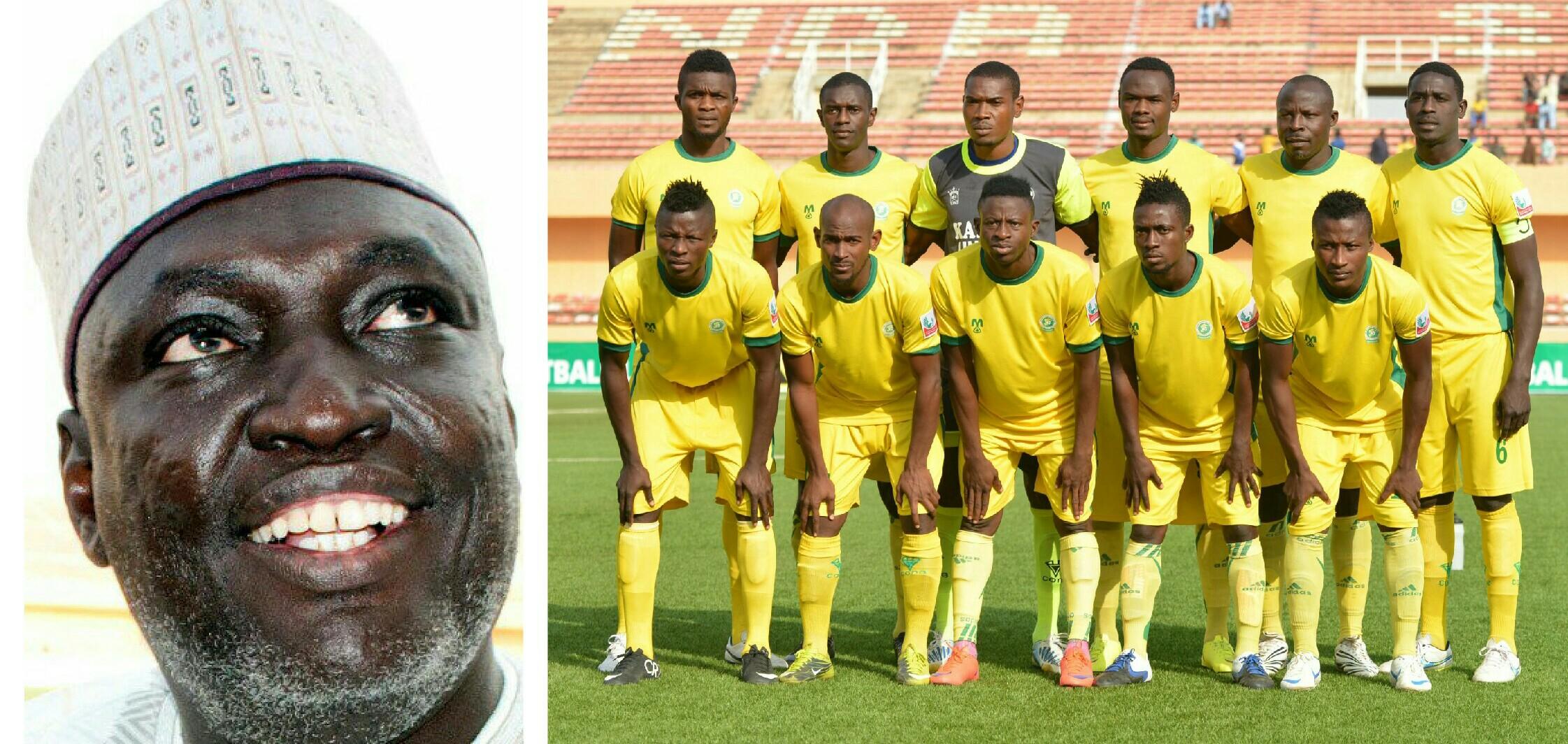 Katsina United Chairman Plans Investment Scheme For Players