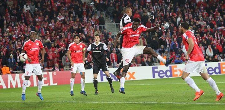 Europa League: Ogu Targets Second Leg Redemption Vs Besiktas