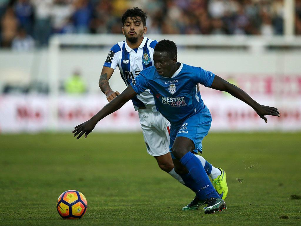 Etebo, Friday On Target As Feirense, Alkmaar Win; Balogun, Echiejile, Igiebor Benched