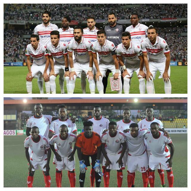 ZAMALEK VS RANGERS: 5 Memorable Clashes Between Egyptian And Nigerian Clubs