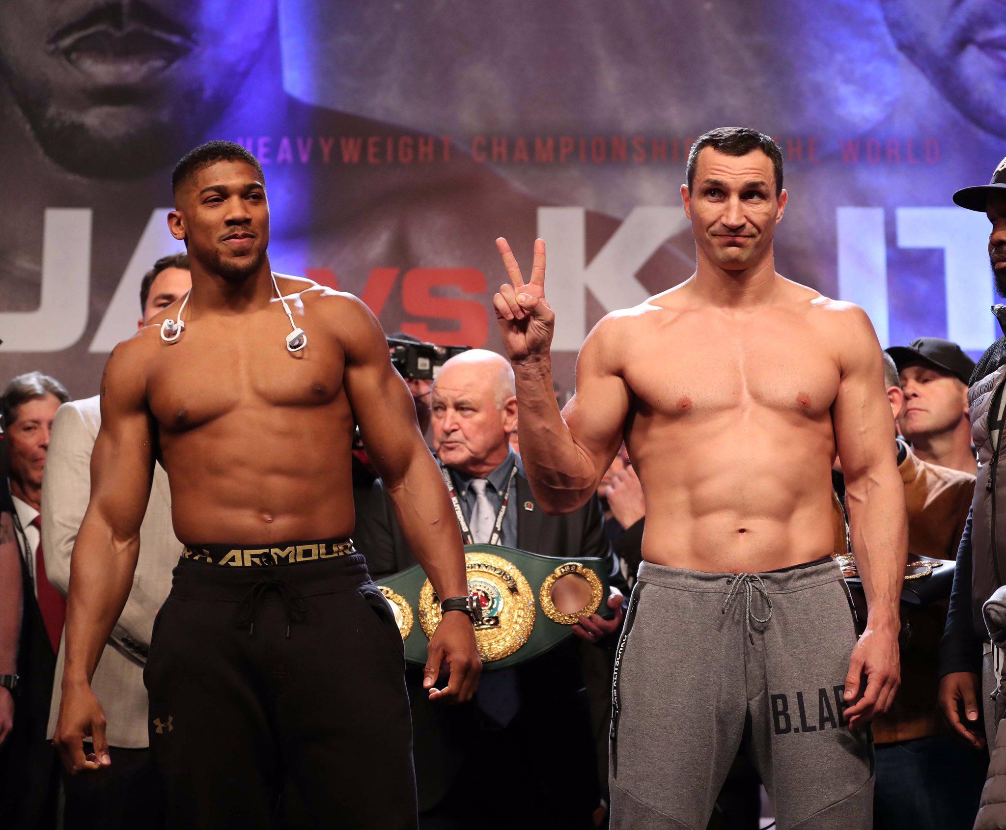 Moweta: Joshua Vs Klitschko Worth $40m, But Not A Big Fight In USA