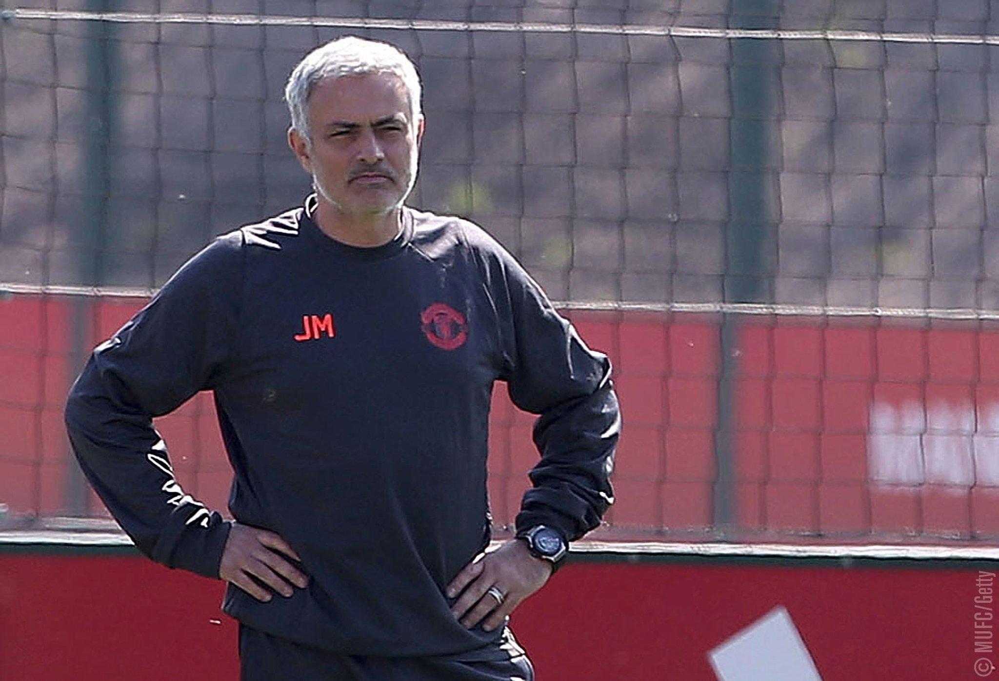 Mourinho Vows To Field Strong Side Vs Southampton, Pogba Out