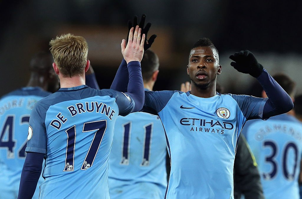 West Ham United want Manchester City's Kelechi Iheanacho