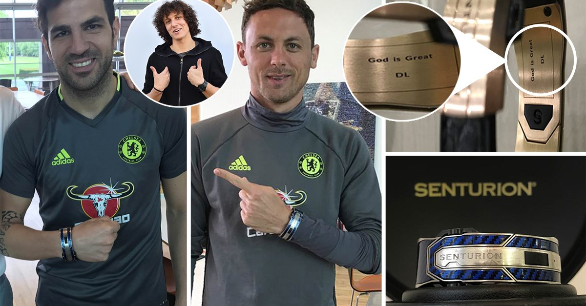 Luiz Spends £1m On Special Keys For Moses, Other Chelsea Stars