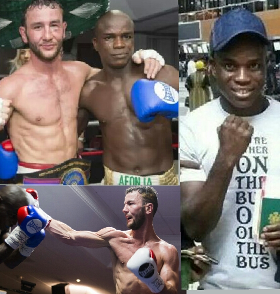 Afonja Warrior: I LostCommonwealth Boxing Title Fight Due To Poor Treatment,Home AdvantageTo English Boy