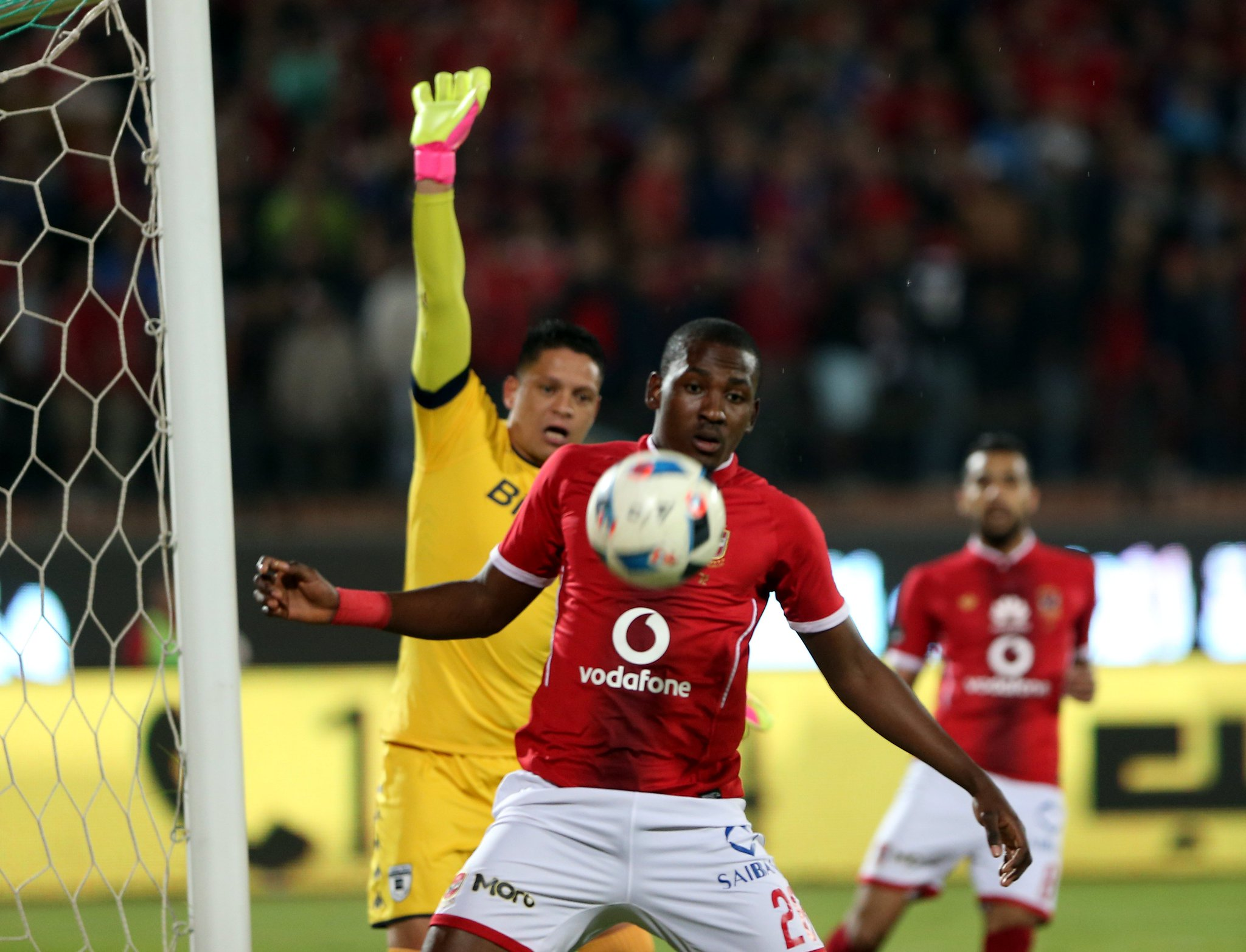 Al Ahly's Ajayi: We're On Course ForCAFCLTitle