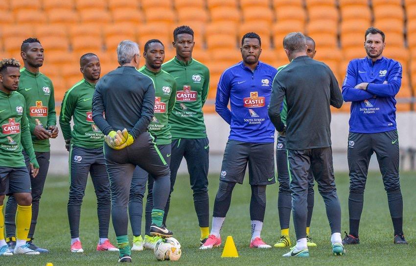 South Africa Bafana Bafana