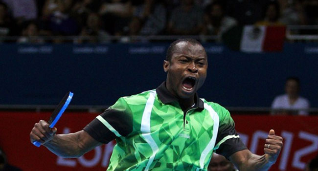Image result for Quadri rises into top 20, but drops to No.2 in Africa