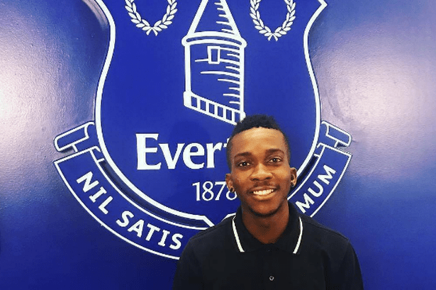 INTERVIEW Onyekuru: My Mum Encouraged Me To Play Football, Eagles Will Beat Cameroon