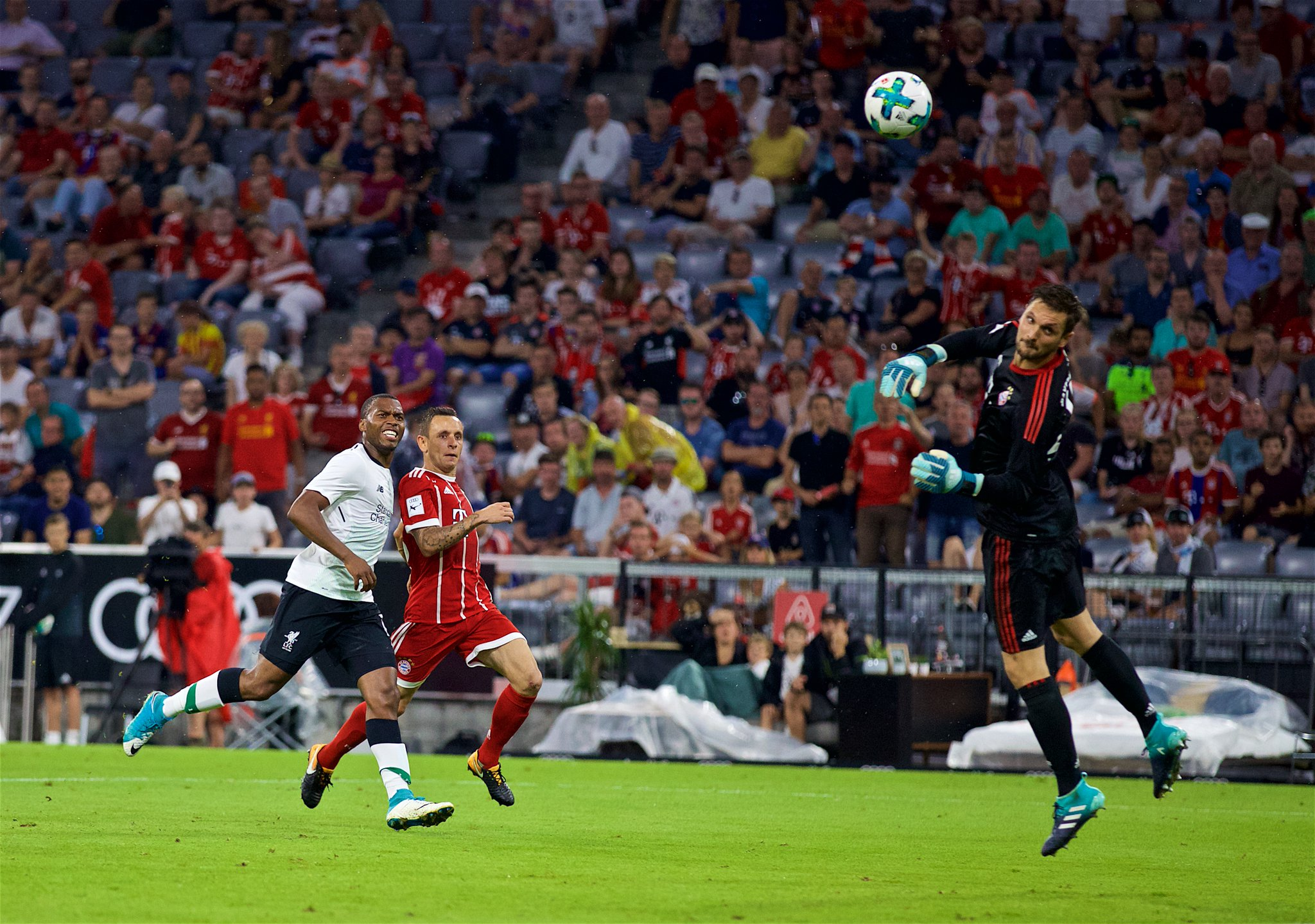 Liverpool Defeated On Penalties By Atletico Madrid In Audi Cup Final