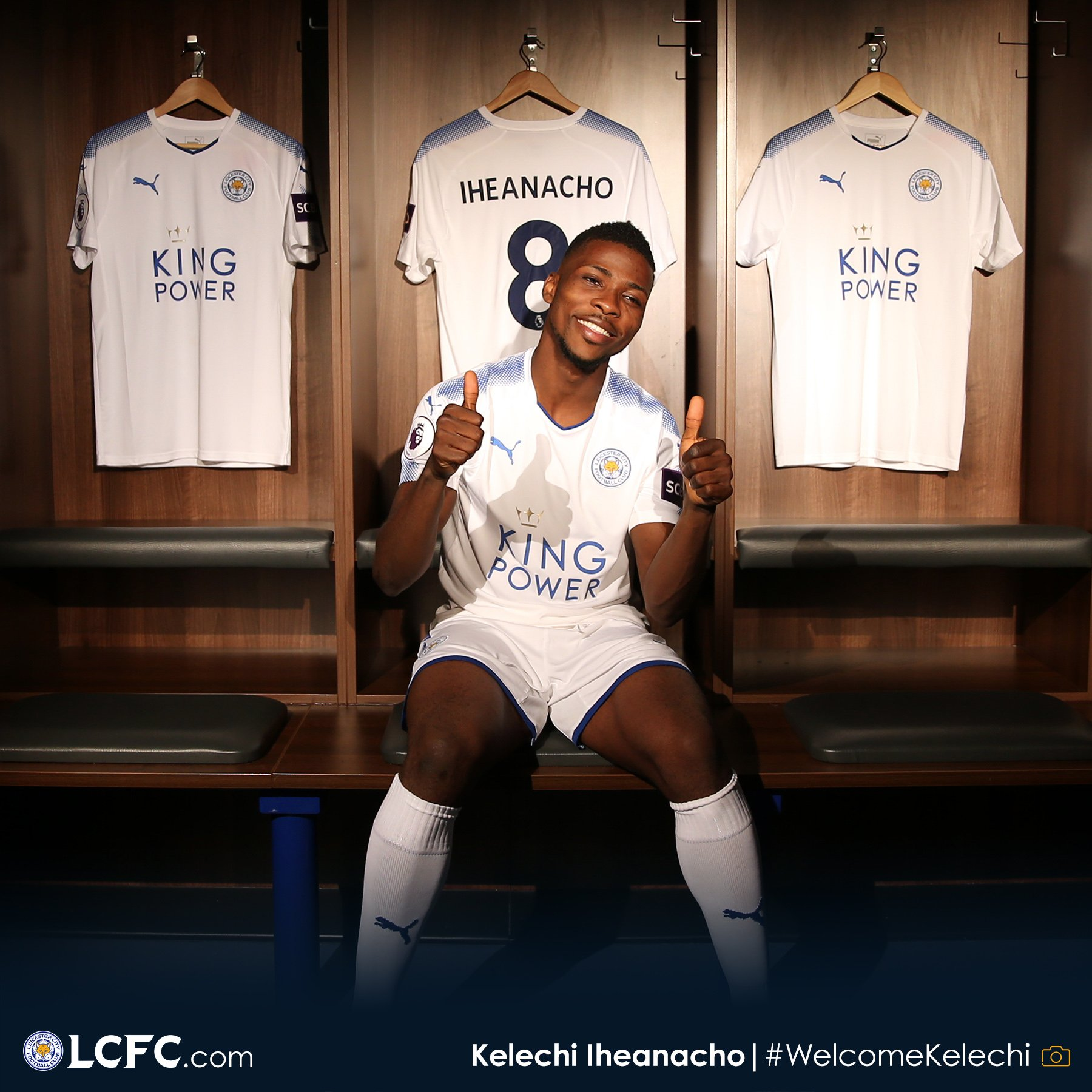 Agali: Leicester Is Iheanacho's Chance To Prove Guardiola Wrong