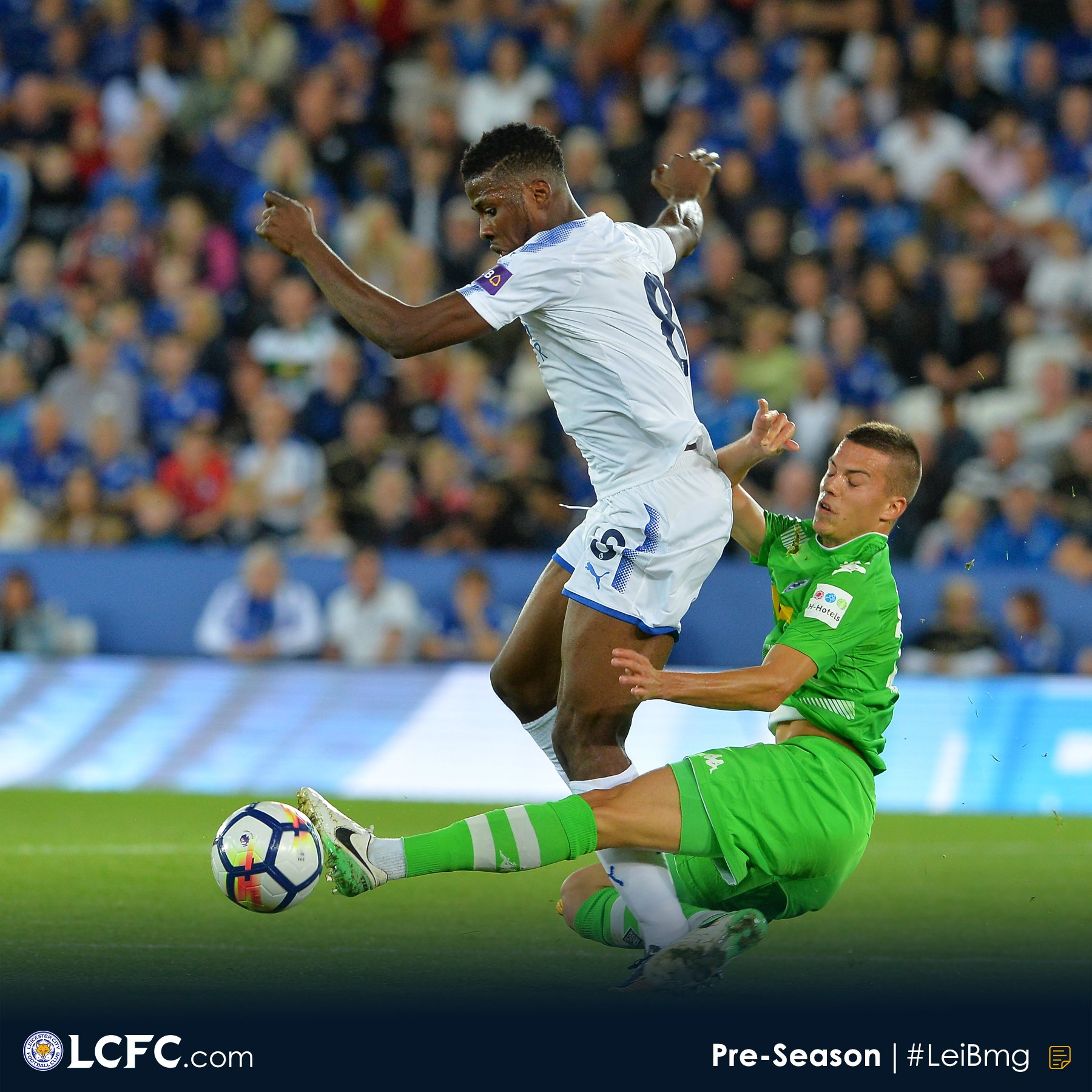 Leicester Boss Praises Iheanacho Impact, Hopes He's Fit For Arsenal Clash