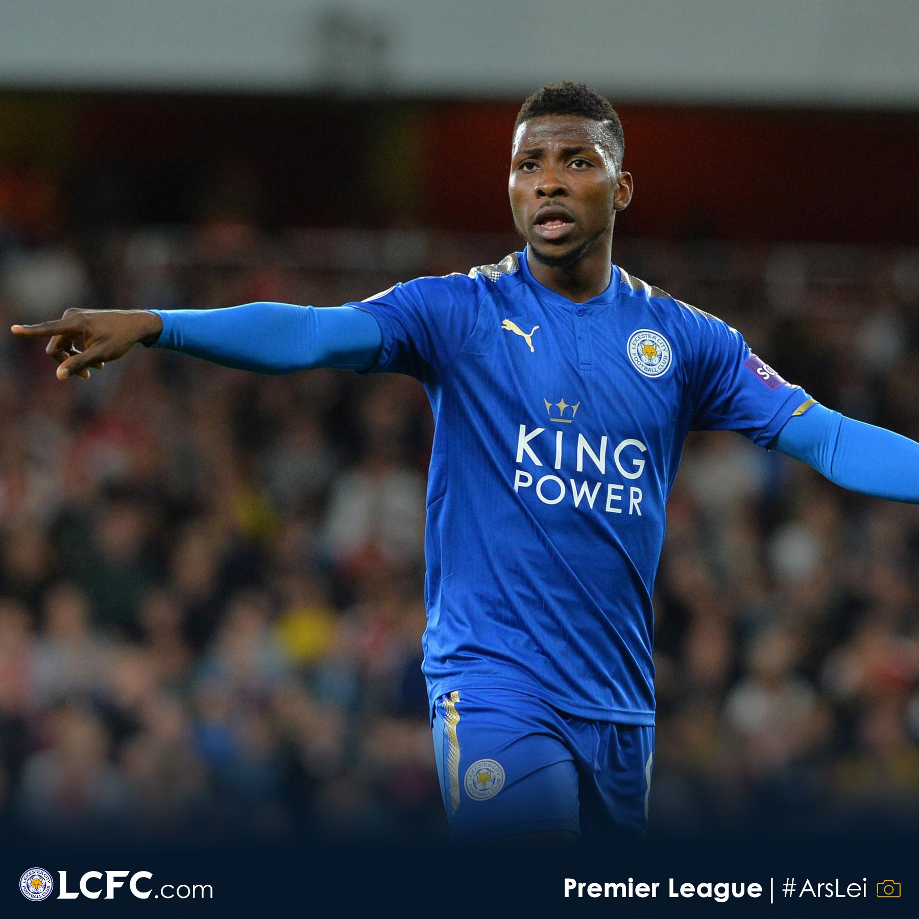 Leicester Boss Defends Iheanacho Substitution In Arsenal Defeat
