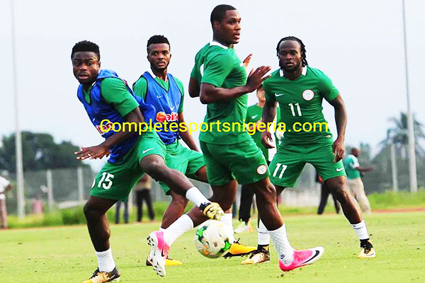 Simon: I Want To Score  Against  Cameroon Again After My Friendly Match Goal