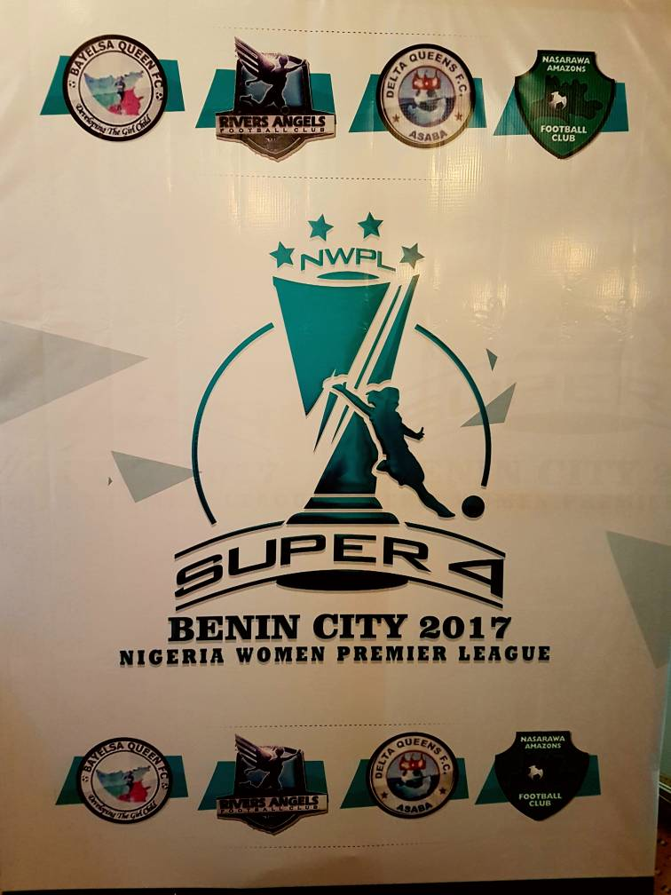 NWFL Super Four Gets Set For Benin In September