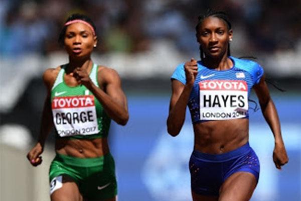 IAAF Worlds: Okon Explains Nigeria's 4X400m Relay Selection