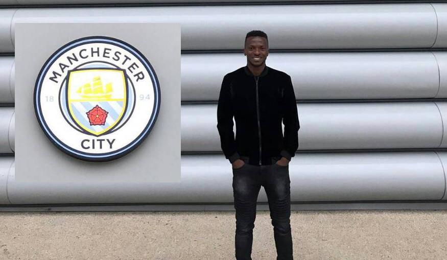 Eagles Striker Kayode Confirms Man City Move, Girona Loan