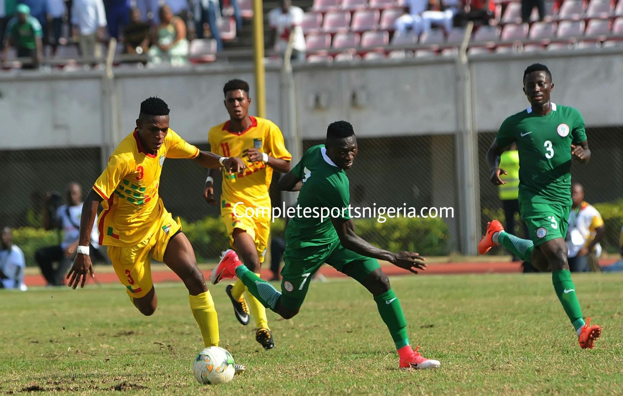 CHAN Qualifier: Benin Republic Stun Nigeria In Cotonou (Cotonou Updates)