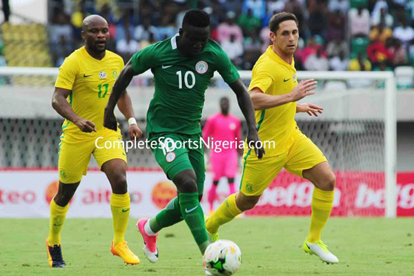 Semitoje: Super Eagles' Players' Commitment Key To Beating Cameroon
