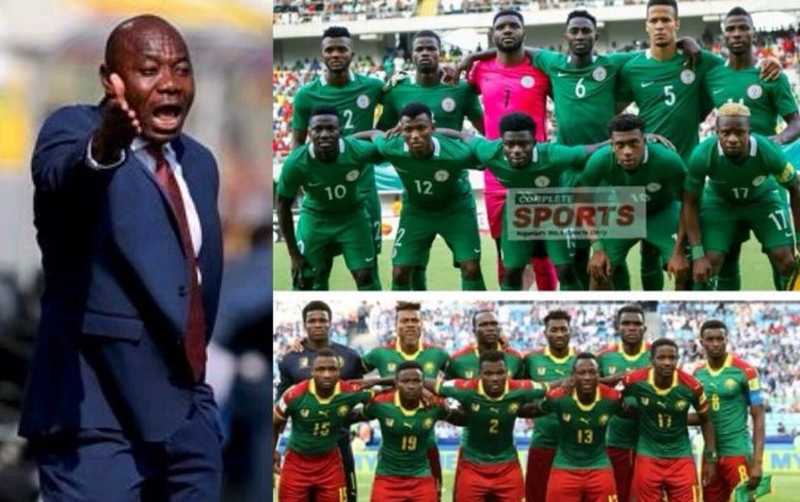 Amuneke Warns: Eagles' Talents Not Enough Vs Cameroon Without Hard Work On And Off The Ball