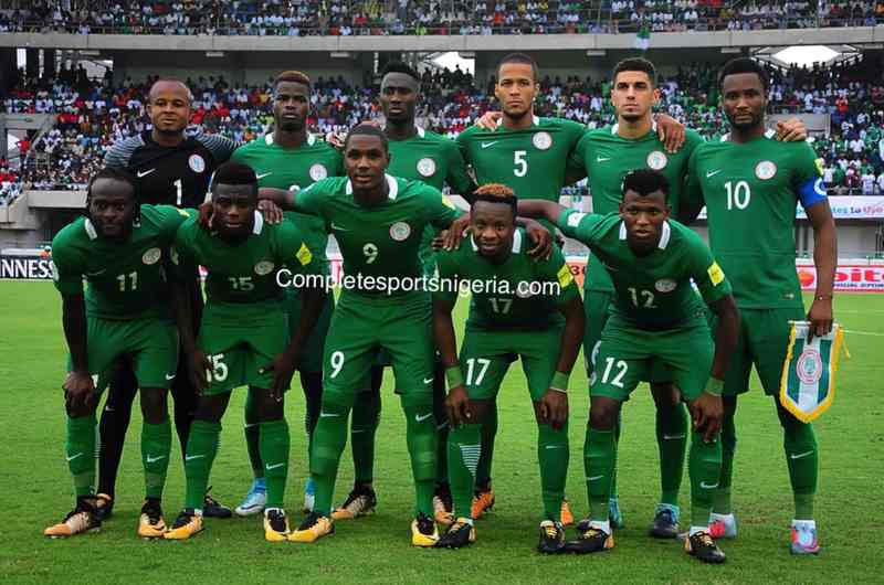 Odegbami: Super Eagles – The Burden And the Hope Of The Black Race