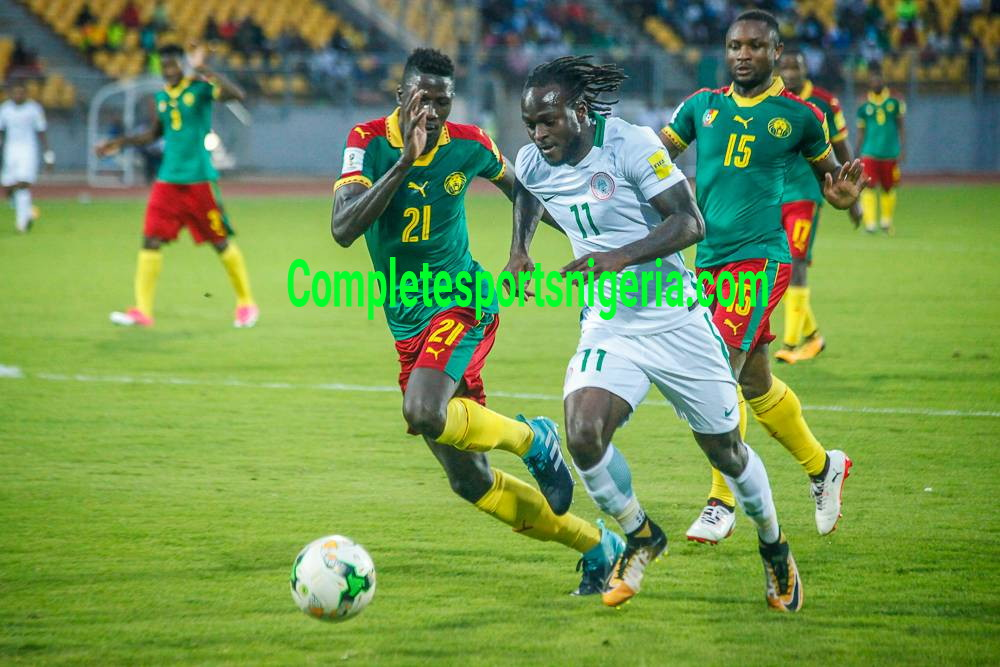 Ugbade: Zambia Can't Stop Eagles' World Cup Dreams