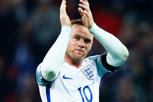 Rooney: My Mind Is Made Up, I'm Through With England