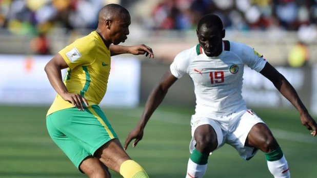 FIFA Order Replay Of South Africa Vs Senegal World Cup Qualifier