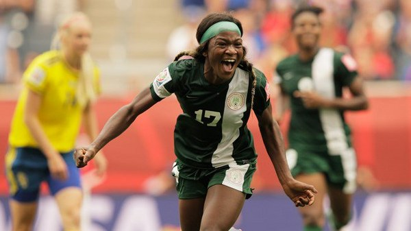 Nigeria to face Argentina in November friendly