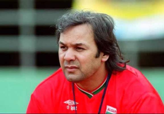 Rabah Madjer Tipped To Lead Algeria Against Nigeria