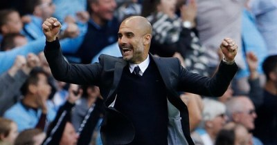 Guardiola Wants More From Man City After Stoke Rout, Hails De Bruyne, Silva