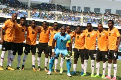 Living Inside Zambia Coach Nyirenda's Head: How The Chipolopolos Are Likely To Play Against Nigeria On Saturday