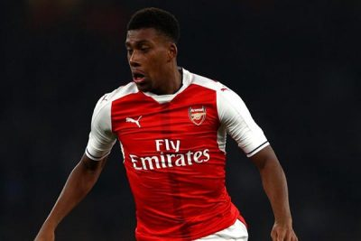 Alex Iwobi: 'Santi Cazorla is best I have played with'
