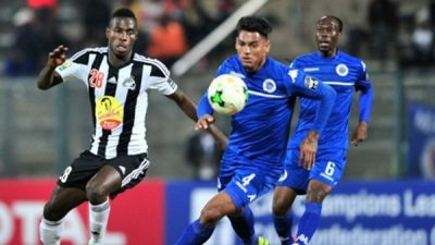 Watch Sipho Mbule's stunning goal against TP Mazembe — EXTRA TIME