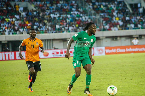 Image result for CAF Award: Moroccan midfielder Ounnajem takes Victor Moses place