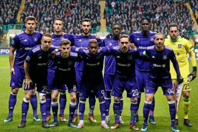 Celtic 0 Anderlecht 1: Hoops into Europa League as Jozo Simunovic own goal seals fate